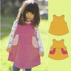 Vorschaubild Fairbook Kleid Frida