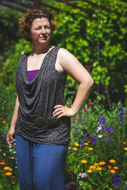 KasKadd Shirt Karoline Schröder 02 - Antonia Montano - Schnittmuster
