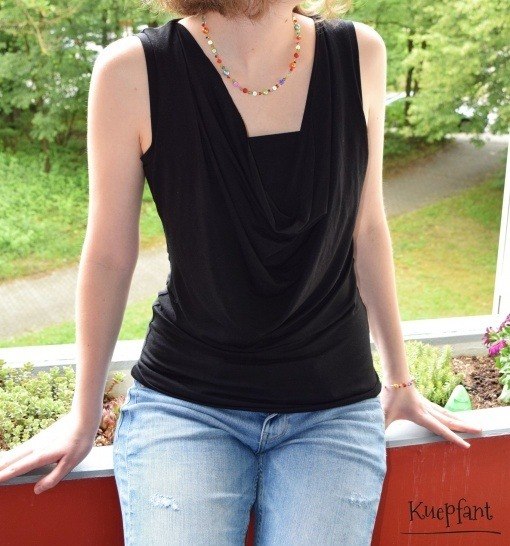 KasKadd Shirt Toni Küpferling Kuepfant 01 - Antonia Montano - Schnittmuster