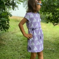 Kleya Kleid Kinder Sonja Höfler 02 - Antonia Montano - Schnittmuster