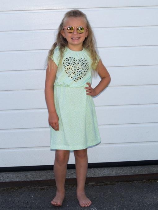 Kleya Kleid Kinder Wiebke Nöhring 01 - Antonia Montano - Schnittmuster